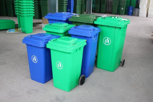 新款垃圾桶